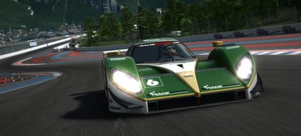 RaceRoom Racing Experience (Rennspiel) von RaceRoom Entertainment