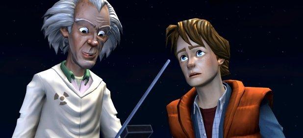 Zurück in die Zukunft - Das Spiel (Adventure) von NBC Universal / Deep Silver