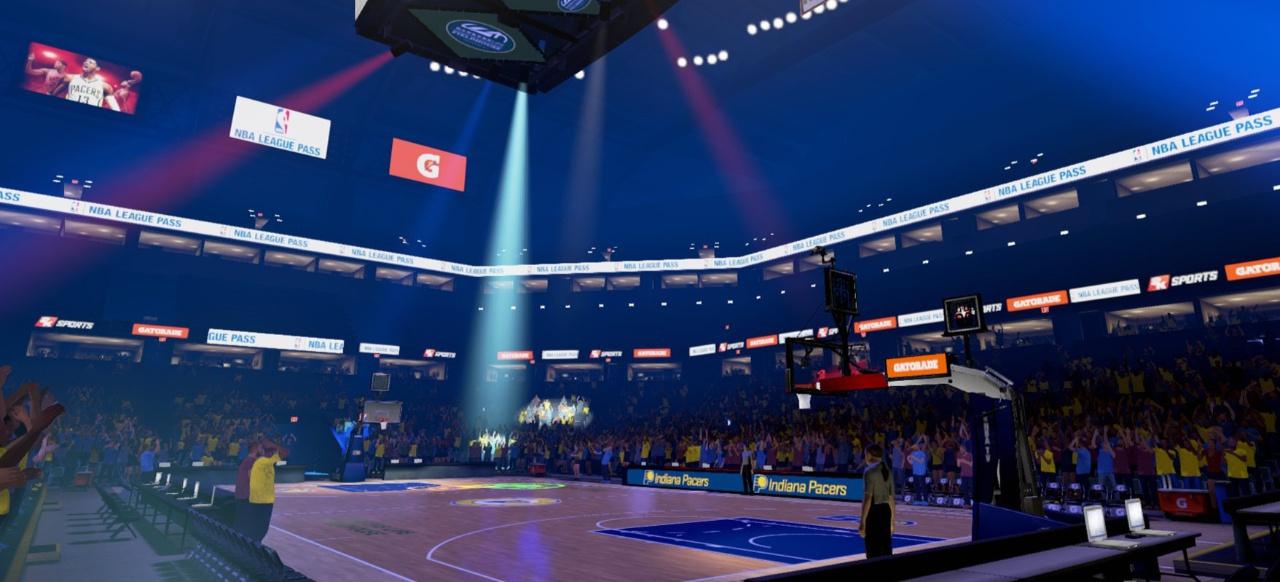 NBA 2KVR Experience (Sport) von 2K