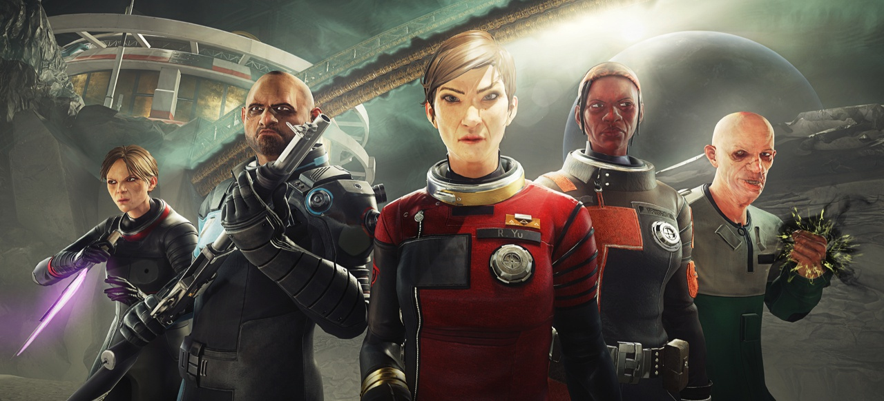 Prey: Mooncrash (Shooter) von Bethesda Softworks