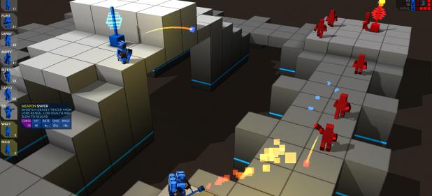 Cubemen 2 (Strategie) von 3 Sprockets