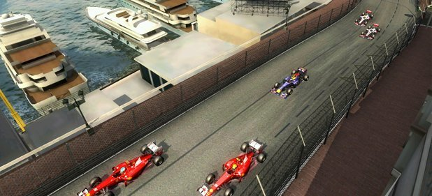 F1 Online: The Game (Rennspiel) von Codemasters