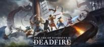 Pillars of Eternity 2: Deadfire: Dialoge sind komplett vertont (englische Sprachausgabe)