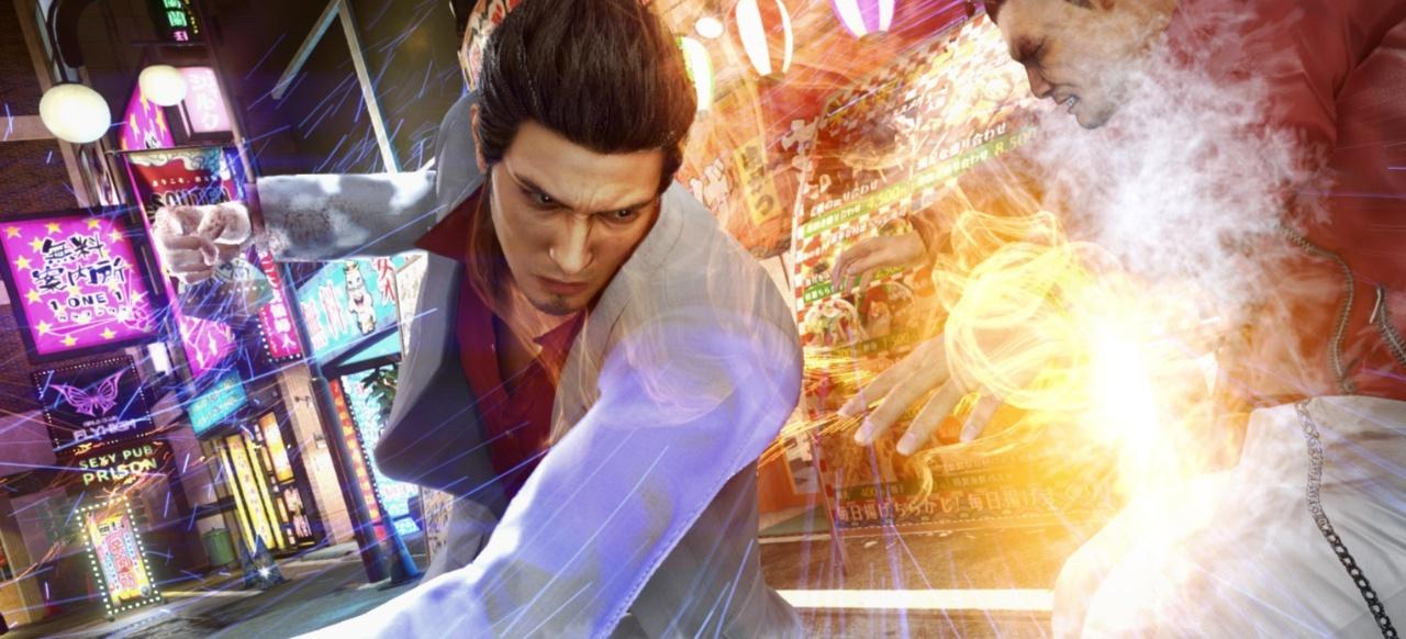 Yakuza Kiwami 2 (Action) von SEGA