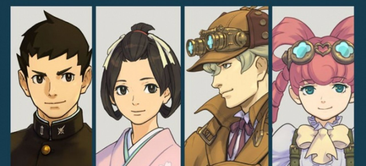 The Great Ace Attorney () von