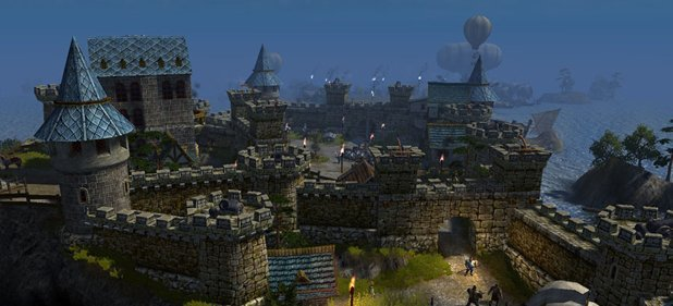 Siege Online (Strategie) von Quant Games