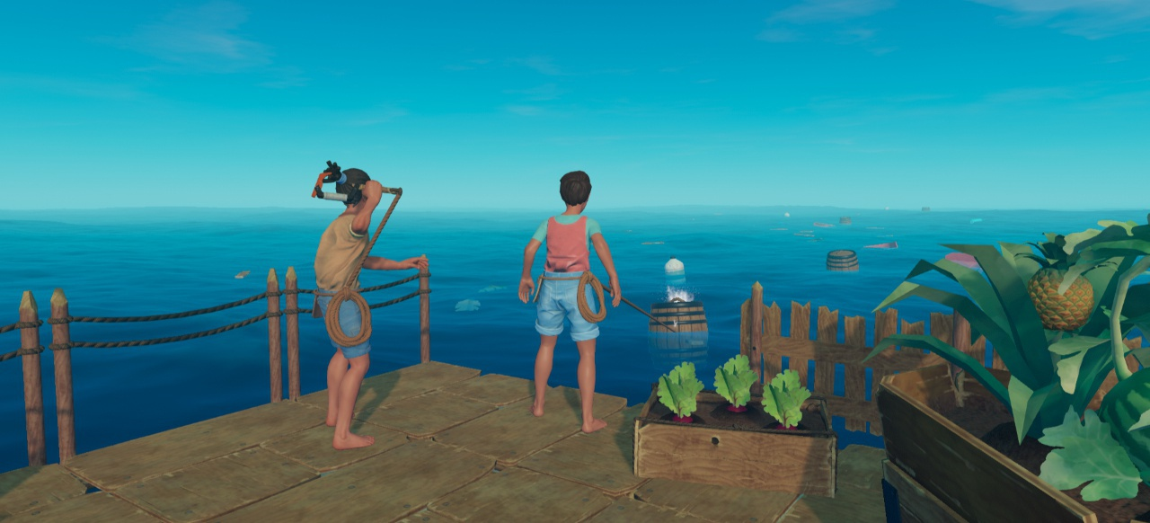 Raft (Simulation) von Axolot Games