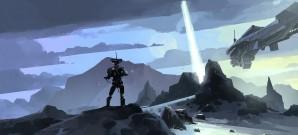 Interessante Science-Fiction - eintöniges Spiel