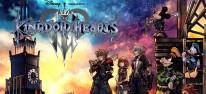 "Kingdom Hearts 3: Square Enix stellt die Minispiele aus ""Classic Kingdom"" vor"