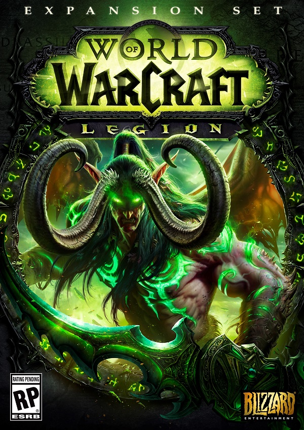 Alle Infos zu World of WarCraft: Legion (PC,Mac)