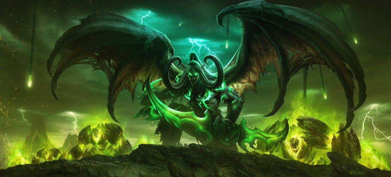 World of WarCraft: Legion (Rollenspiel) von Blizzard Entertainment