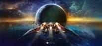 Redout: Space Assault: Pre-Alpha-Spielszenen zeigen actionreiche Weltraumkämpfe