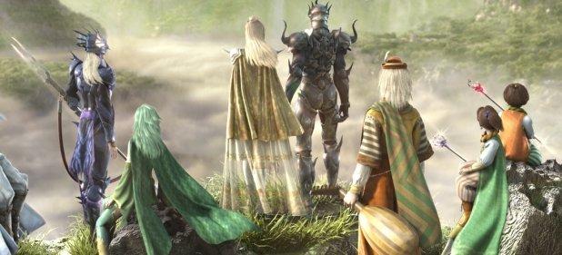 Final Fantasy 4 (Handheld) (Rollenspiel) von Koch Media