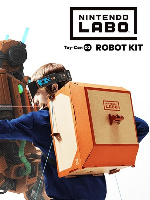 Alle Infos zu Nintendo Labo: Toy-Con 02: Robot Kit (Switch)
