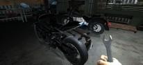 Biker Garage: Virtuelle Motorrad-Werkstatt für PC, Xbox One, Switch, iOS und Android angekündigt