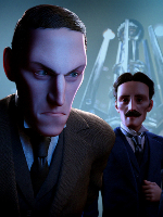 Alle Infos zu Tesla vs Lovecraft (PlayStation4,PlayStation4Pro)