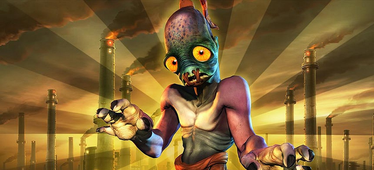 Oddworld: New 'n' Tasty (Geschicklichkeit) von Oddworld Inhabitants