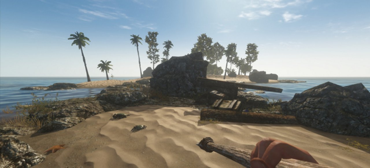Stranded Deep (Simulation) von Beam Team