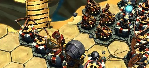 Tower Wars (Strategie) von SuperVillain Studios