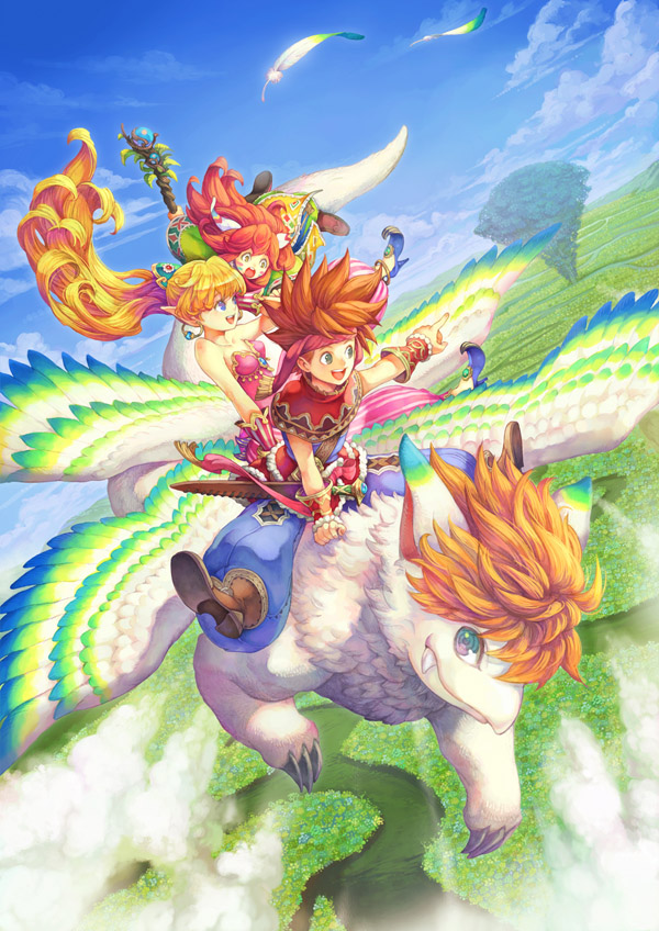 Alle Infos zu Secret of Mana (PC)