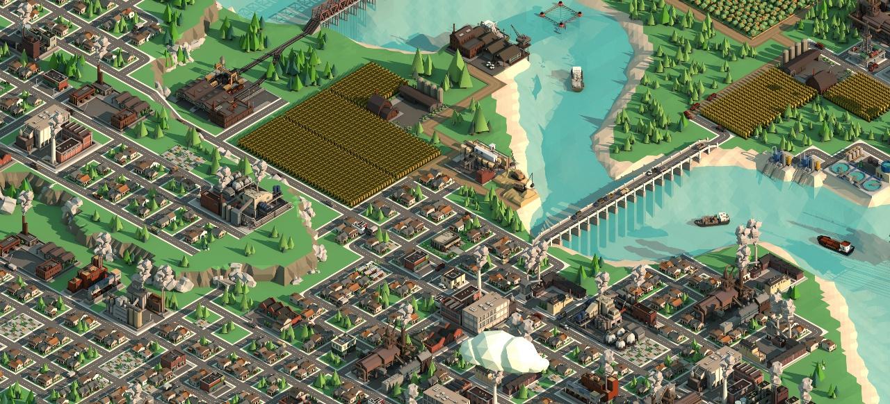 Rise of Industry (Strategie) von Kasedo Games