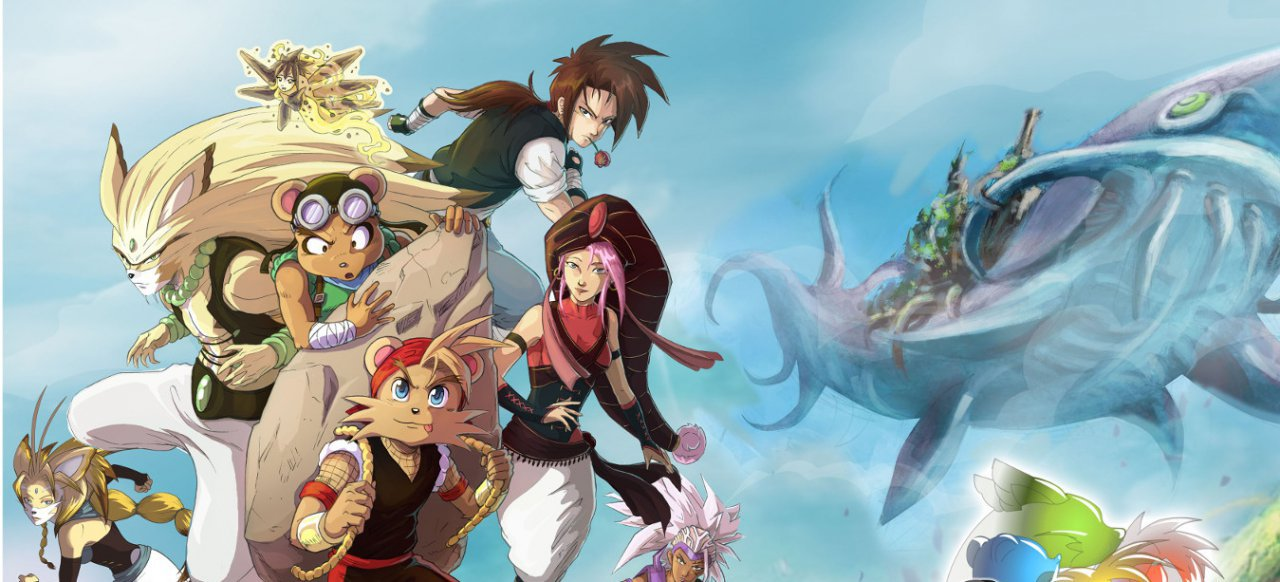 Shiness: The Lightning Kingdom (Rollenspiel) von Focus Home Interactive