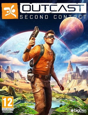 Alle Infos zu Outcast - Second Contact (PC)