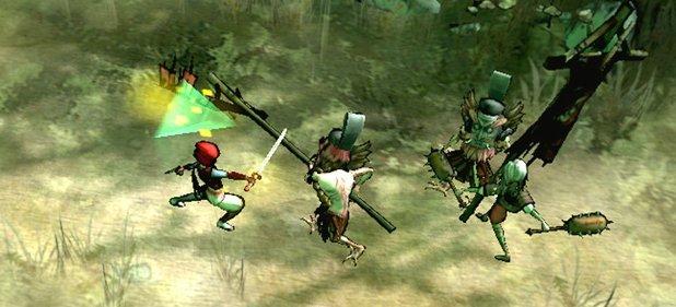 Akaneiro: Demon Hunters (Action) von Spicy Horse Games