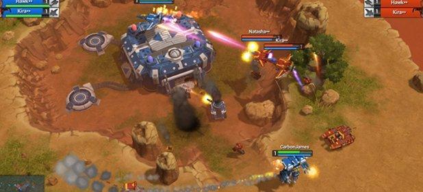 AirMech Arena (Action) von Ubisoft