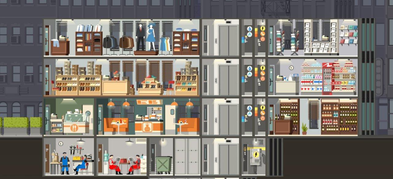 Project Highrise (Simulation) von Kasedo Games / Kalypso Media