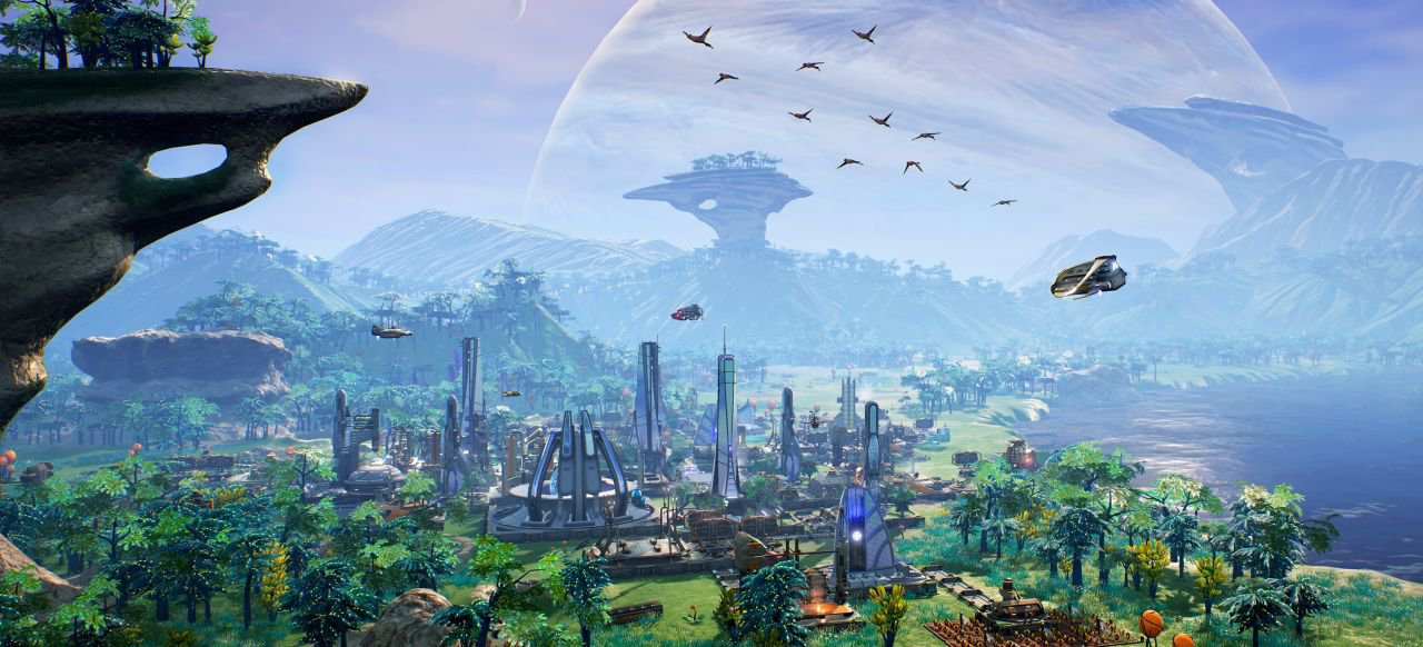 Aven Colony (Strategie) von Mothership Entertainment