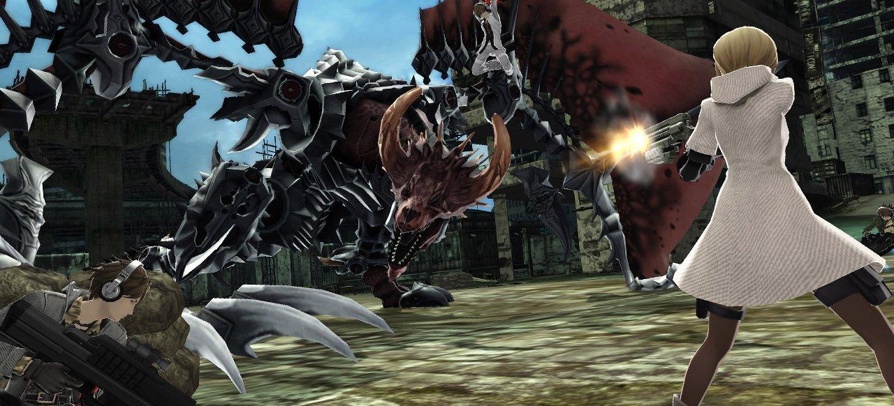 Freedom Wars (Rollenspiel) von Sony