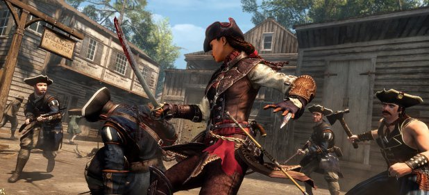 Assassin's Creed: Liberation HD (Action) von Ubisoft