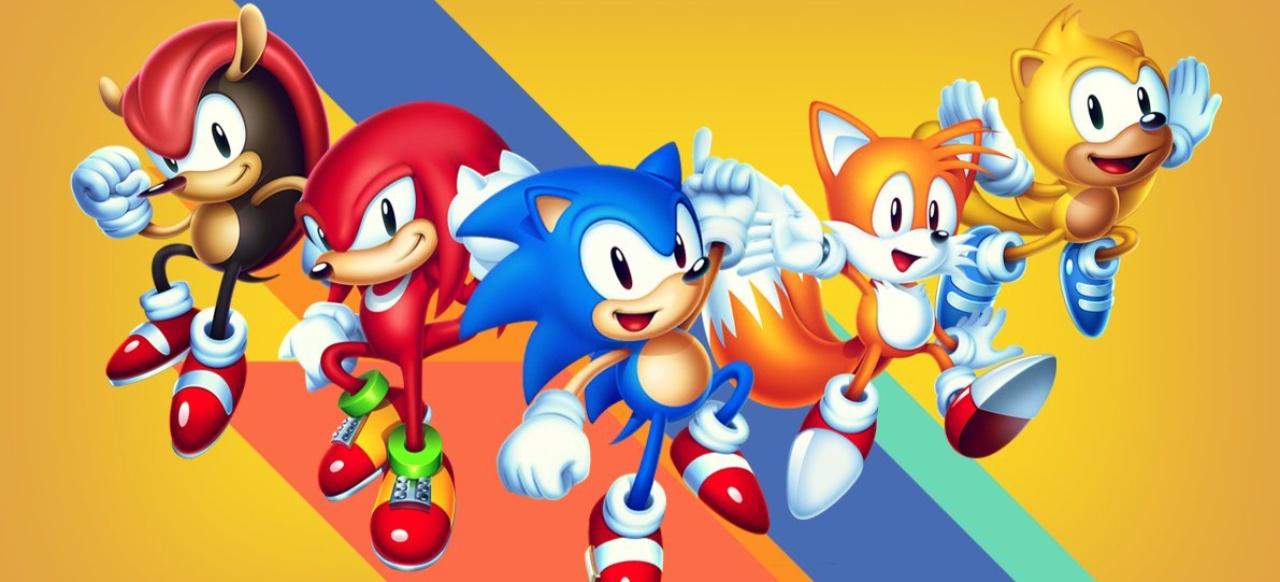 Sonic Mania Plus (Geschicklichkeit) von SEGA