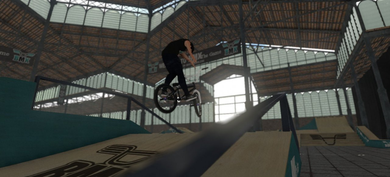 BMX The Game (Sport) von