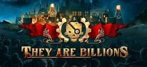 They are Billions: Early-Access-Update mit Karten-Editor und Steamworks-Anbindung