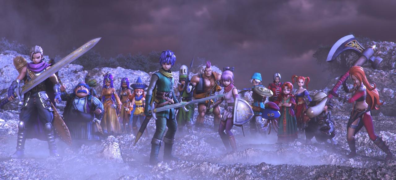 Dragon Quest Heroes 2 (Rollenspiel) von Square Enix