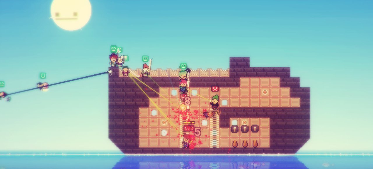 Pixel Piracy (Action) von Re-Logic