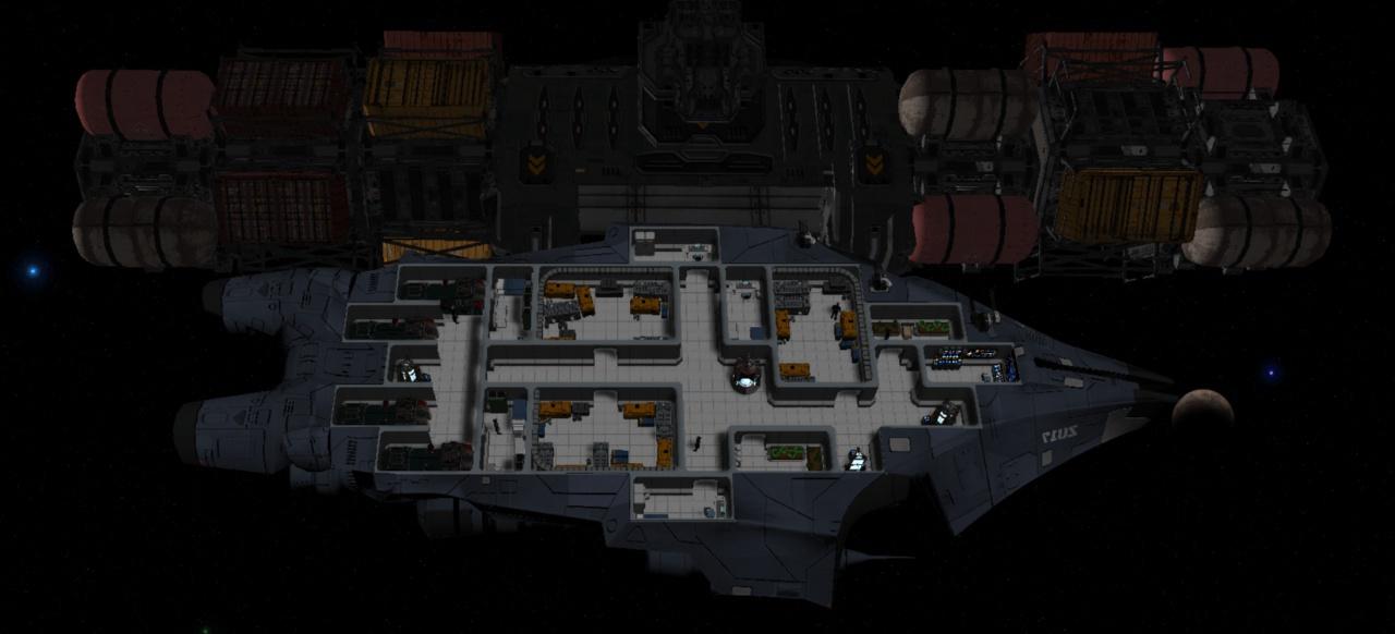 Galactic Crew (Strategie) von Benjamin Rommel Games