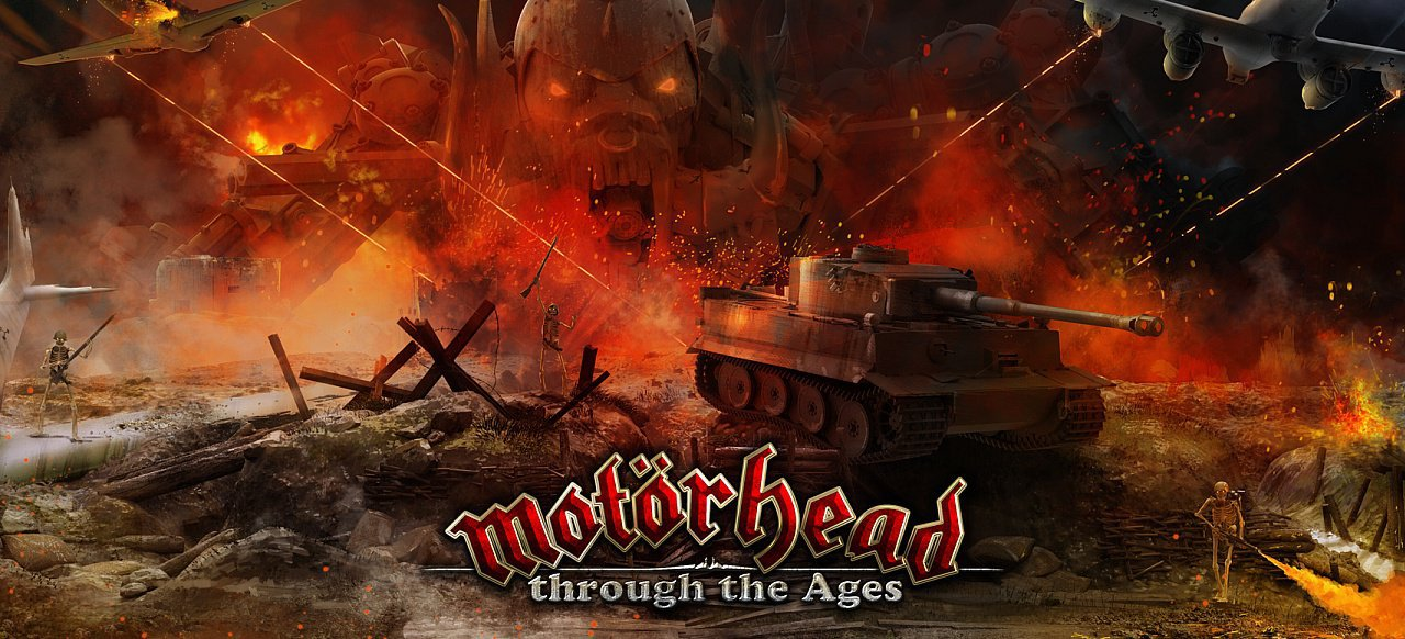 Motörhead: Through the Ages (Rollenspiel) von EuroVideo / Wired