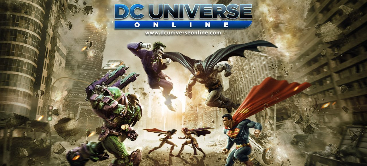 DC Universe Online (Rollenspiel) von Daybreak