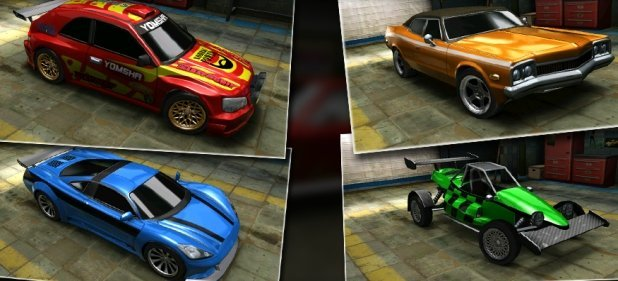 Reckless Racing 2 (Rennspiel) von Apple