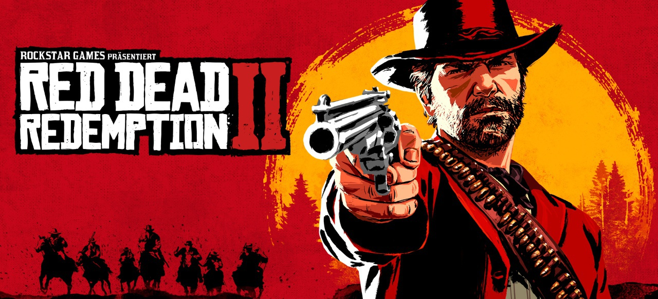 Red Dead Redemption 2 (Action) von Take-Two
