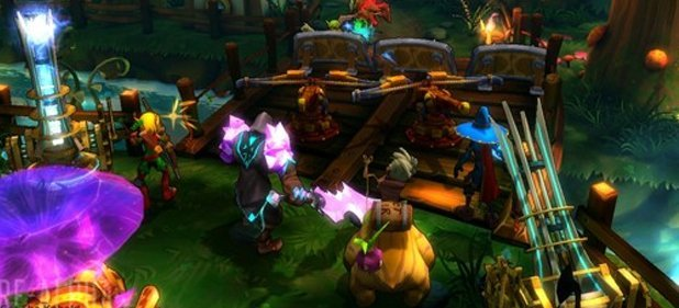Dungeon Defenders 2 (Strategie) von