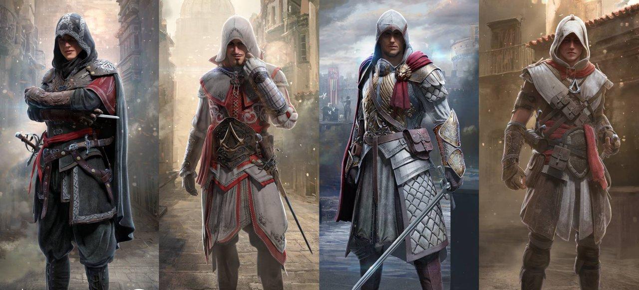 Assassin's Creed Identity (Rollenspiel) von Ubisoft