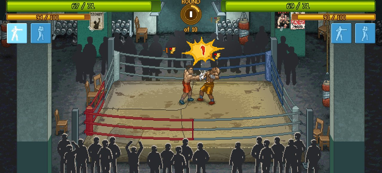 Punch Club (Strategie) von Tiny Build