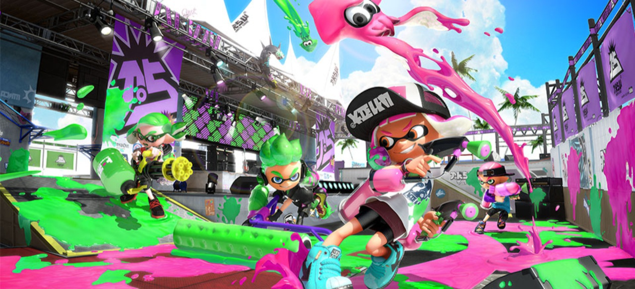 Splatoon 2 (Shooter) von Nintendo