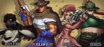 Wild Guns Reloaded: Steampunk-Western-Shooter aus den Neunzigern bekommt PS4-Nachfolger mit Dackel