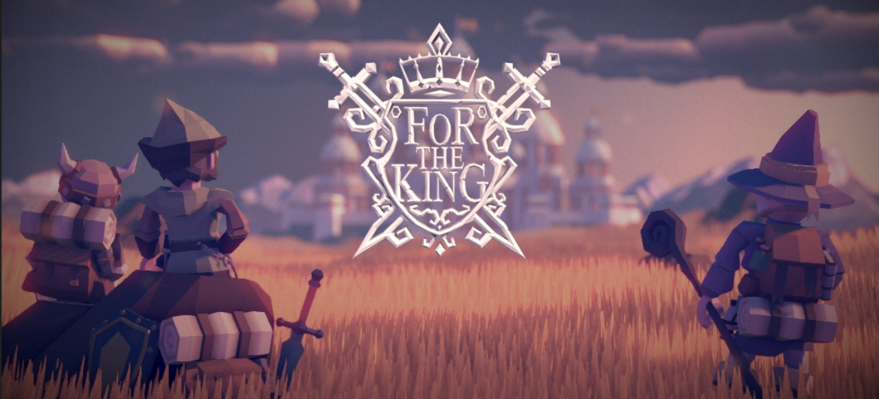 For The King (Strategie) von IronOak Games / Curve Digital