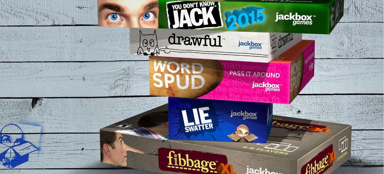 Jackbox Party Pack (Geschicklichkeit) von